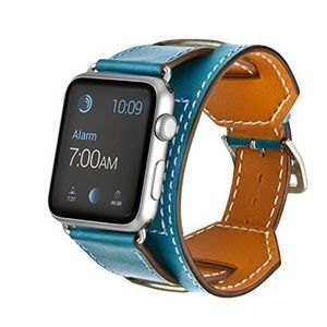 Accessories - 38mm Apple Watch Cuff Leather Band